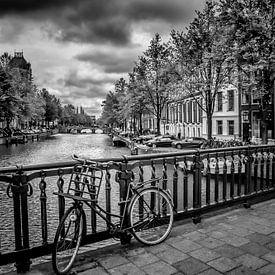 Keizergracht Amsterdam van Melanie Viola