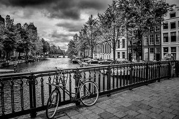 Keizergracht / Kaisergraben Amsterdam von Melanie Viola