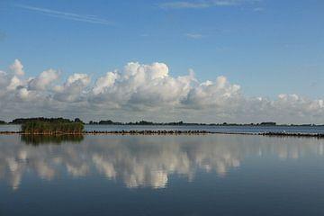 Slotermeer Friesland van Fotografie Sybrandy