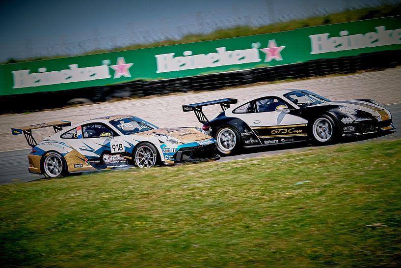 Porsche Drivers van Arie Bon