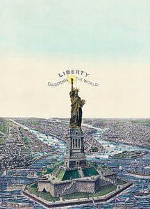 Die Freiheitsstatue, New York