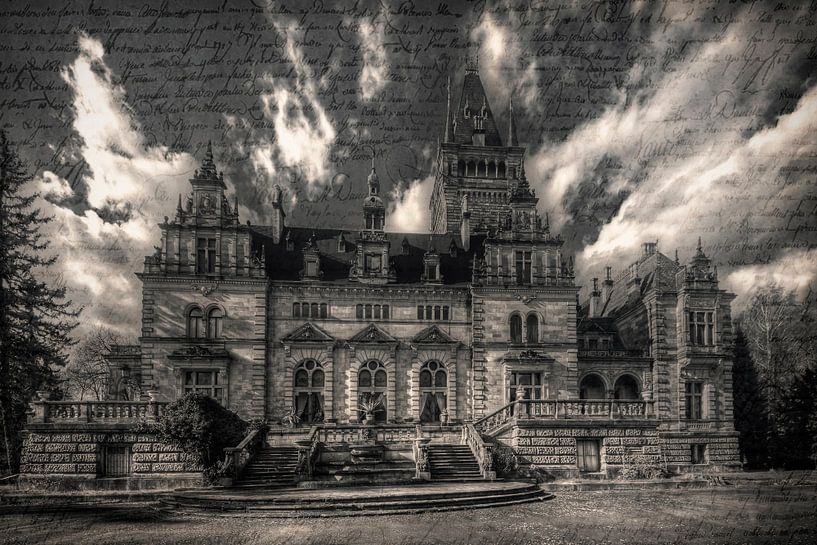 Lost Place - das Märchenschloss von Carina Buchspies