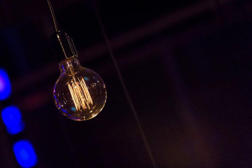 Light and Blue van Marjan Noteboom