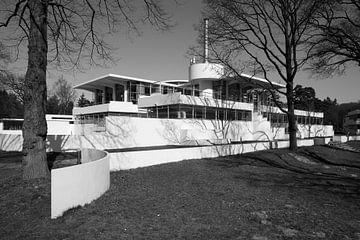voltooide restauratie van sanatorium Zonnestraal van Peter de Ruig