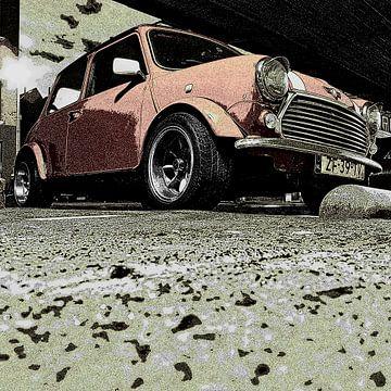 Klassieke Mini Cooper sur Jan-Loek Siskens