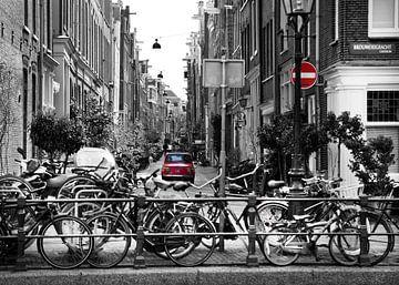 Amsterdam Brouwersgracht von Christine Vesters Fotografie