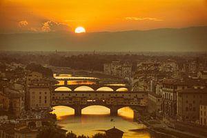 Ponte Vecchio van Lars van de Goor