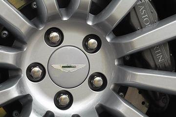 Aston Martin Wheel sur Sjoerd van der Wal