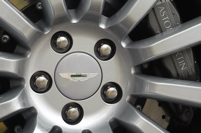 Aston Martin Wheel van Sjoerd van der Wal