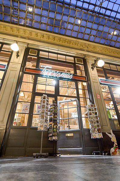 Oud winkeltje van Mark Bolijn
