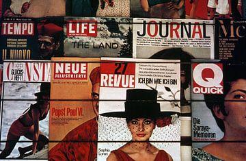 Vintage Magazine von Jaap Ros