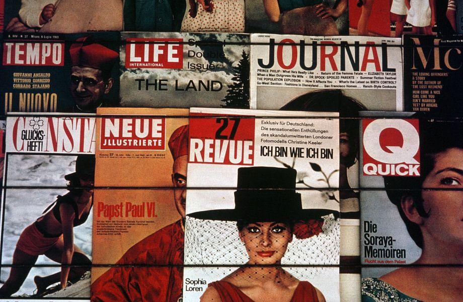 Vintage Magazine van Jaap Ros