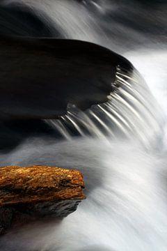 Magic River Stone van Cornelis (Cees) Cornelissen