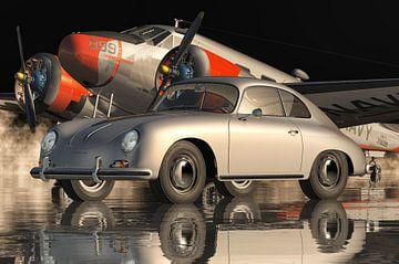 Der Porsche 356 C von 1964 von Jan Keteleer
