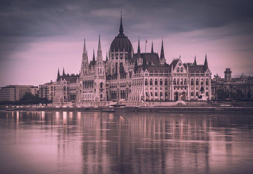 Het parlement bij dageraad van Joris Pannemans - Loris Photography