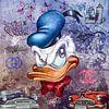 Donald Duck von Rene Ladenius Digital Art Miniaturansicht