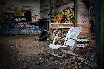 Verlaten garage van JMD Fotografie