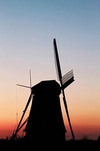 Molen Sunset