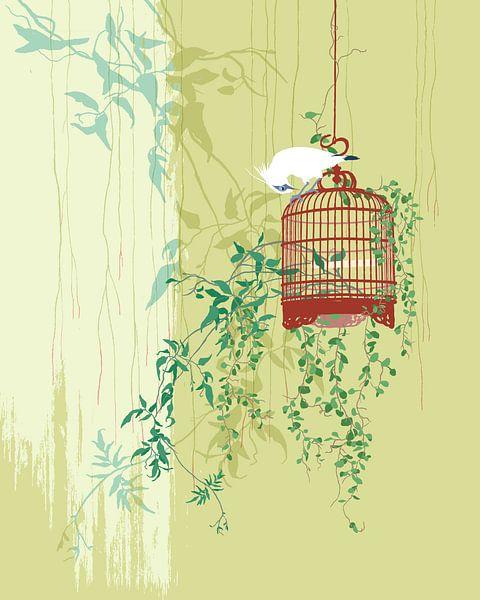 Di Atas [oben drauf] von Ingrid Joustra