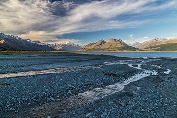 Mt Cook, Nieuw Zeeland sur Willem Vernes