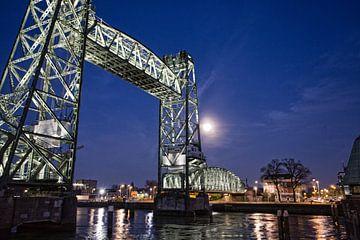 Hubbrücke von Jaap Wakker