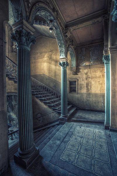 Verlassene Villa Guano von Esmeralda holman
