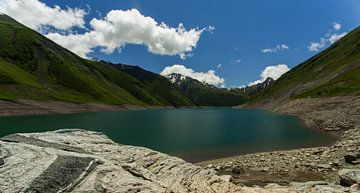 Lac de grand Maison von Harold van den Berge