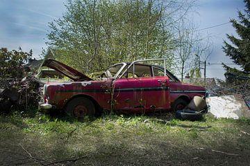 verlaten mijn / verlaten auto's  van Ivanovic Arndts
