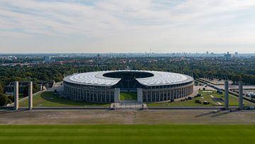 Olympia Stadion Berlin: Stadion van Hertha BSC van Martijn Mureau