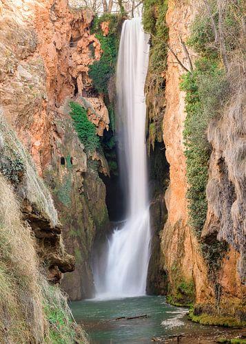 Waterfall in Spain