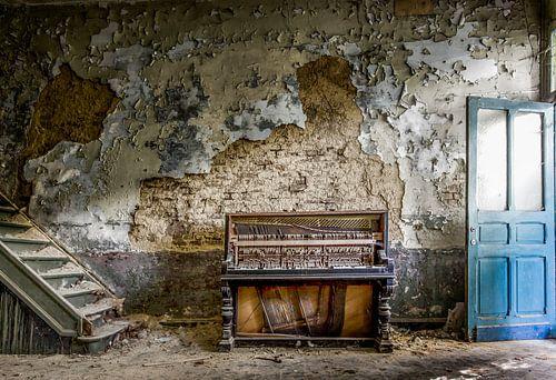 My old piano van