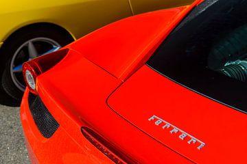Ferrari 458 Italia sur Sjoerd van der Wal