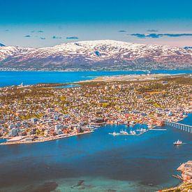 Tromsø le Paris du nord. sur Hamperium Photography