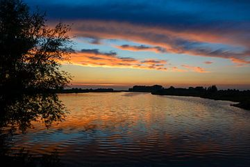 Dutch Sunset  sur Jaco Verheul