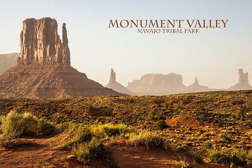 Monument Valley von Stefan Verheij