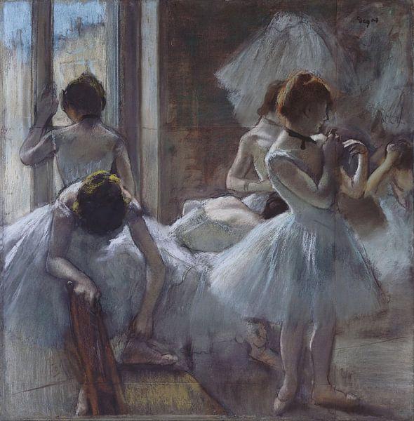 Dansers, Edgar Degas van Meesterlijcke Meesters