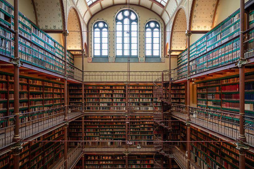 The Cuypers Library van Scott McQuaide