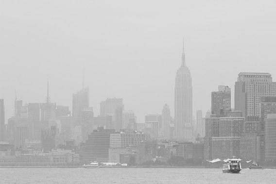 New York in zwartwit van  Mkview Fotografie