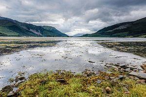 Loch Linhe van Wim Mourits