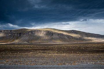 Landschaft Island von Fenna Duin-Huizing