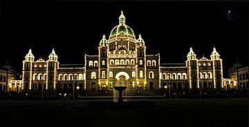Parliament House in Victoria BC van Annemie Lauvenberg