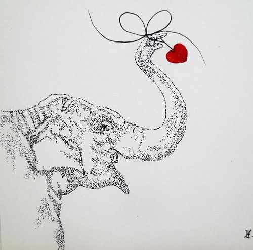 HeartFlow Olifant van