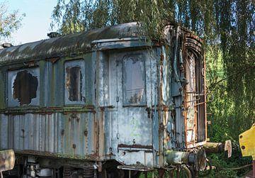 oude wagon von Compuinfoto .