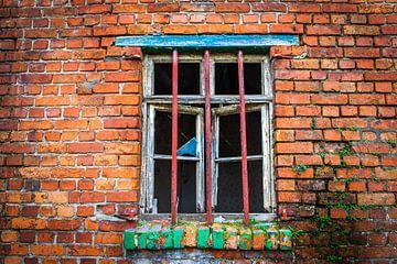-- Urban raamkozijn van Yannick uit den Boogaard