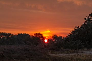 Sonnenaufgang_06 von Johan Honders
