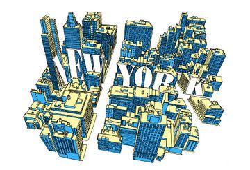 New Yorker Sichtweise von Maarten Schets