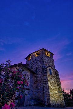 Die Kirche von Montmurat von Joran Quinten