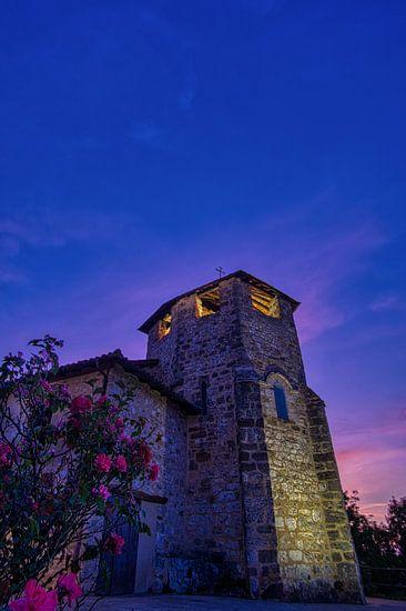 De kerk van Montmurat