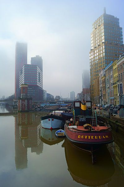 Rotterdam van Michel van Kooten