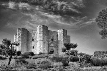 Das Castel del Monte, die Krone Apuliens von Berthold Werner